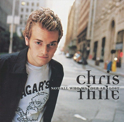 Chris thile - Not all who wander are lost (CD) - image 1 of 1