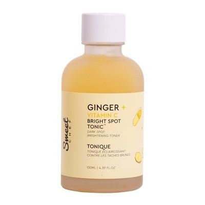 Sweet Chef Ginger and Vitamin C Dark-Spot Toner - 4.39 fl oz