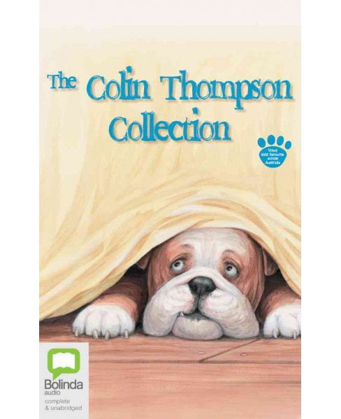 Colin Thompson Collection (Unabridged) (CD/Spoken Word) - image 1 of 1