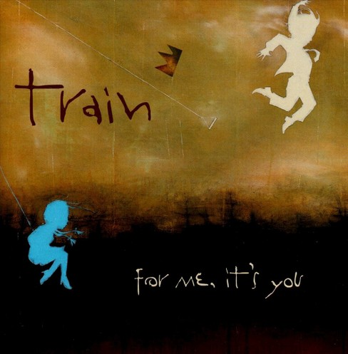 Train - For me it's you (CD) - image 1 of 1
