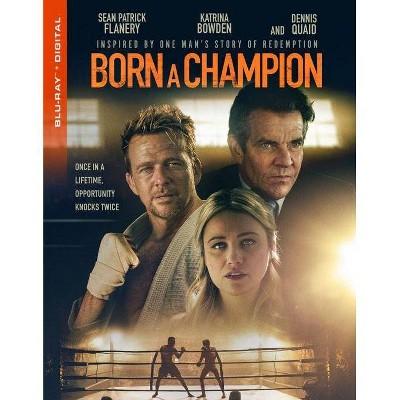 Born a Champion (Blu-ray)(2021)