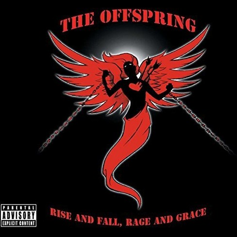 Offspring - Rise And Fall Rage And Grace (CD) - image 1 of 1