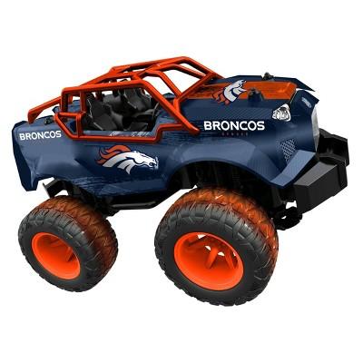 NFL Denver Broncos Remote Control Monster Truck