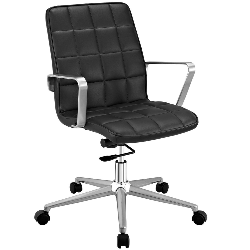 Tile Office Chair Black - Modway