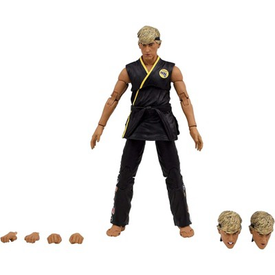Icon Heroes The Karate Kid 6 Inch Action Figure | Johnny Lawrence