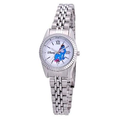 Women's Disney Eeyore Status Watch - Silver