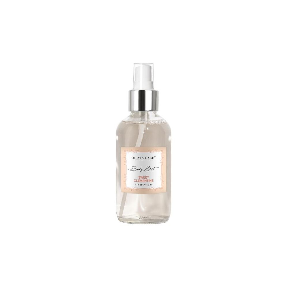 Olivia Care Women's Body Mist Perfumes And Colognes - 4 fl oz