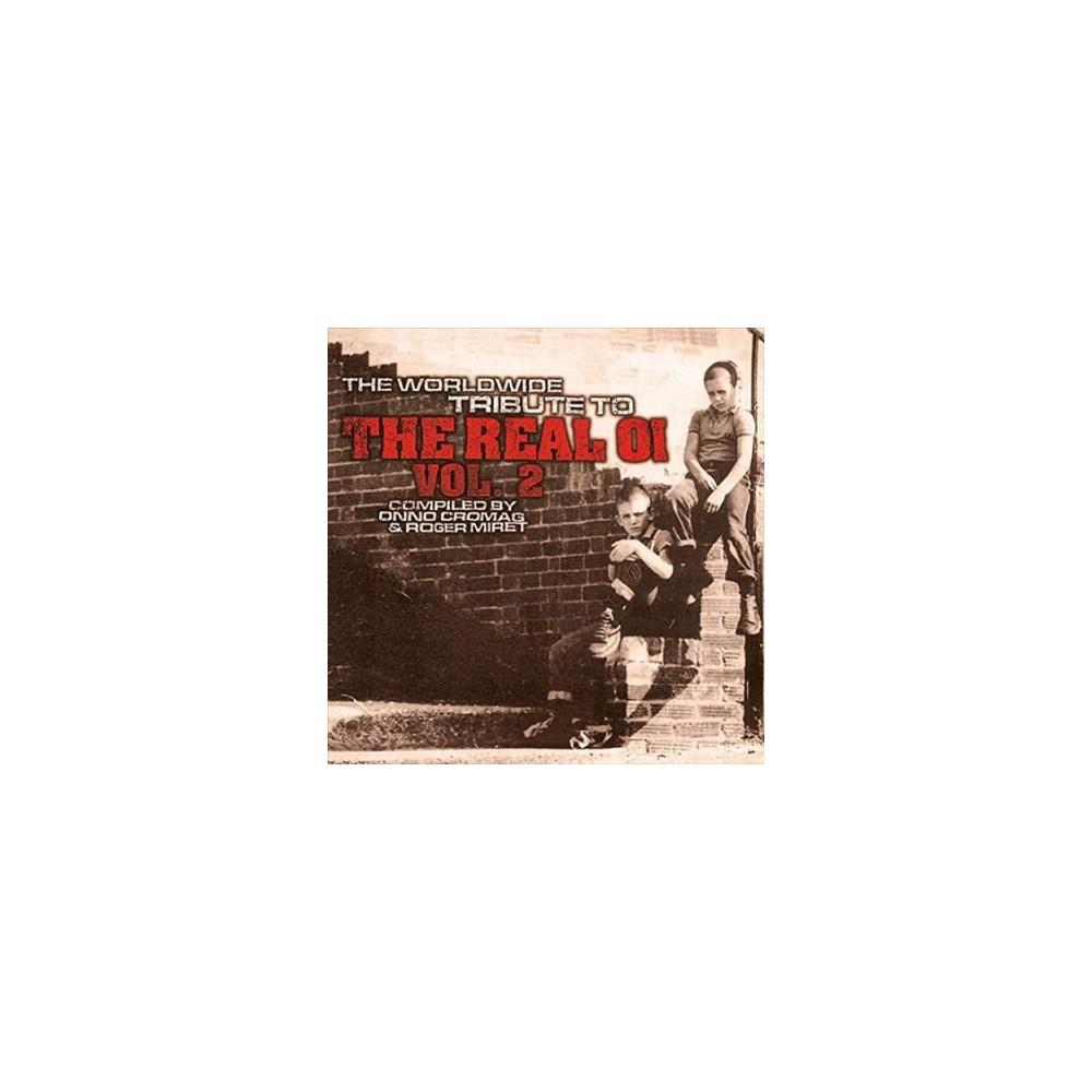 Various - Worldwide Tribute/Real Oi V2 (Vinyl)
