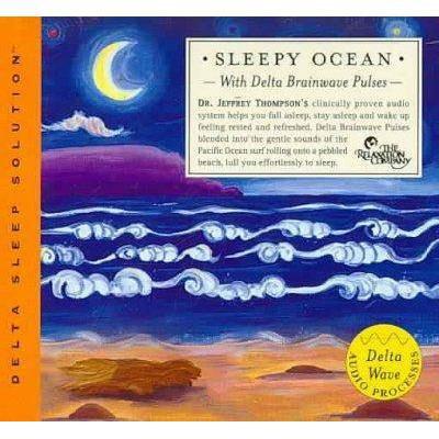 Dr. Jeffery Thompson - Sleepy Ocean with Delta Brainwave Pulses (CD)