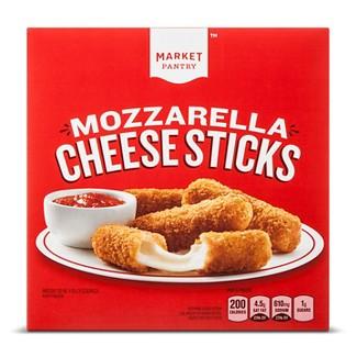 Mozzarella Frozen Cheese Sticks - 8oz - Market Pantry™