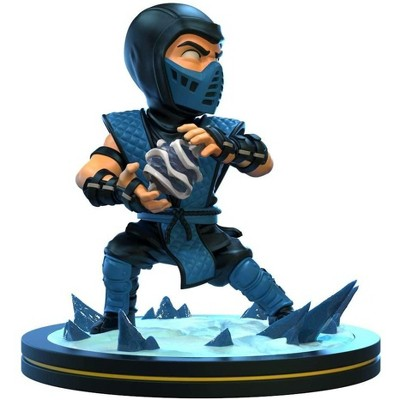 Quantum Mechanix Mortal Kombat Sub-Zero 4 Inch Q-Fig