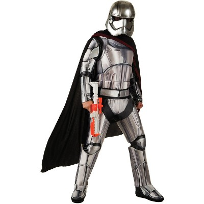 Star Wars Deluxe Captain Phasma Adult Costume