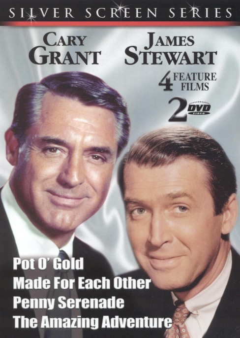 Cary grant/James stewart (DVD) - image 1 of 1