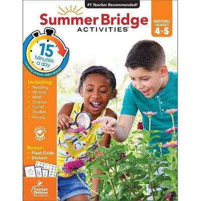 Summer Bridge Activities Grades 4–5 (Paperback)