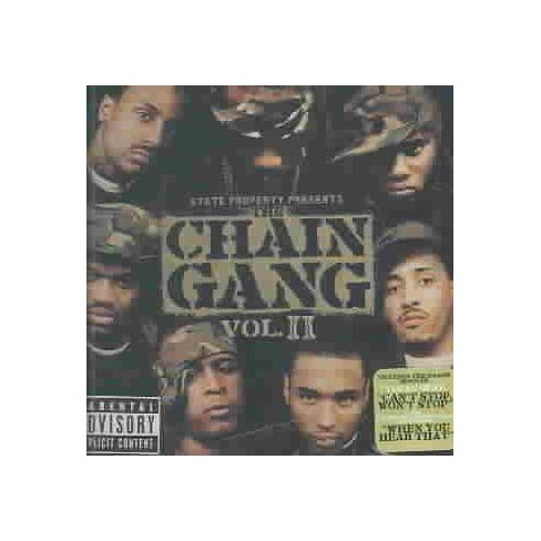 State Property - State Property:The Chain Gang Vol 2 (CD) - image 1 of 1