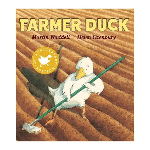 Farmer Duck - by  Martin Waddell (Board_book) - image 1 of 1