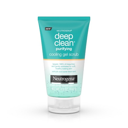 Image result for neutrogena cooling gel scrub