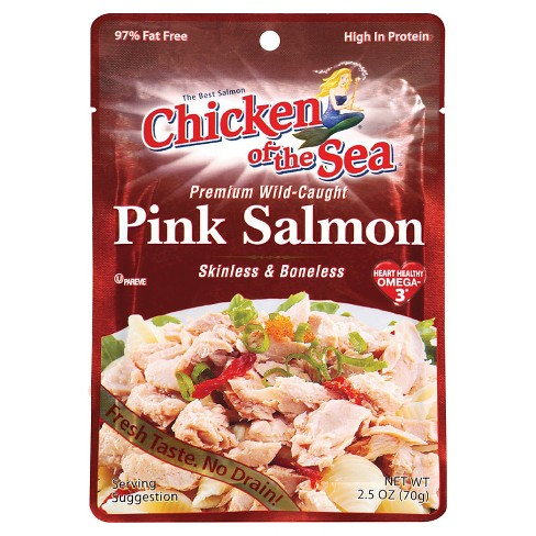 Chicken of the Sea Pink Salmon 2.5 oz - image 1 of 1