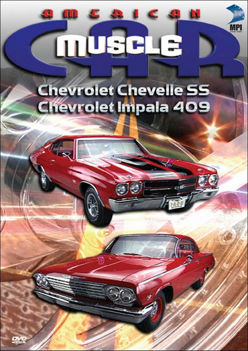 American muscle car:Chevrolet chevell (DVD) - image 1 of 1