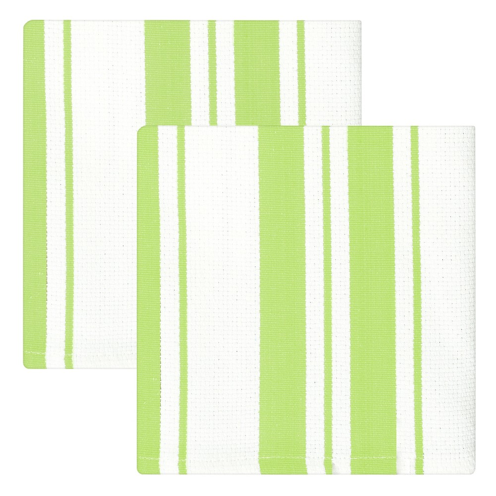 "Image of ""2pk Green Dish Cloth (13""""x13"""") - MUkitchen"""
