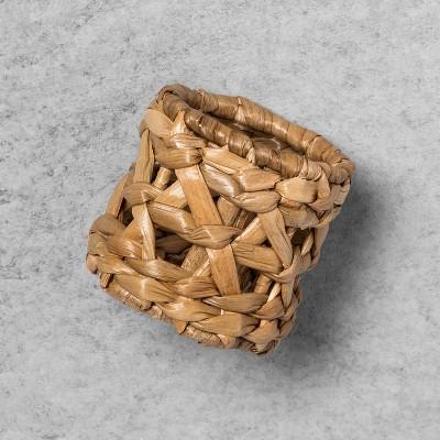 4pk Woven Napkin Ring - Hearth & Hand™ with Magnolia