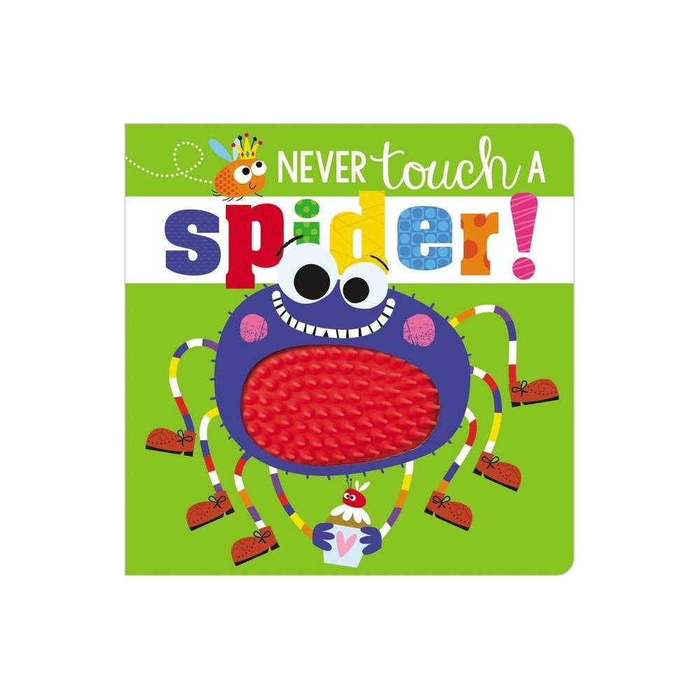 Never Touch A Spider Board Book