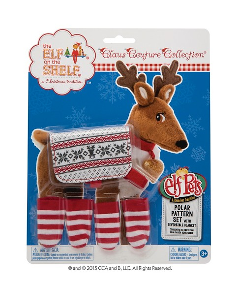 The Elf on the Shelf®: Claus Couture PJs for Reindeer - image 1 of 6