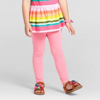 ee3960340431b Toddler Girls' Leggings - Cat & Jack™ Black : Target