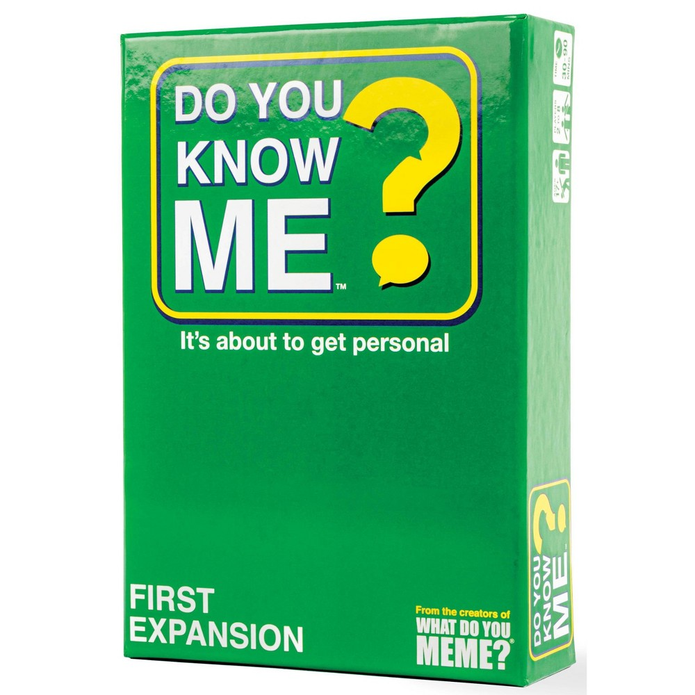 Do You Know Me Expansion Pack 1