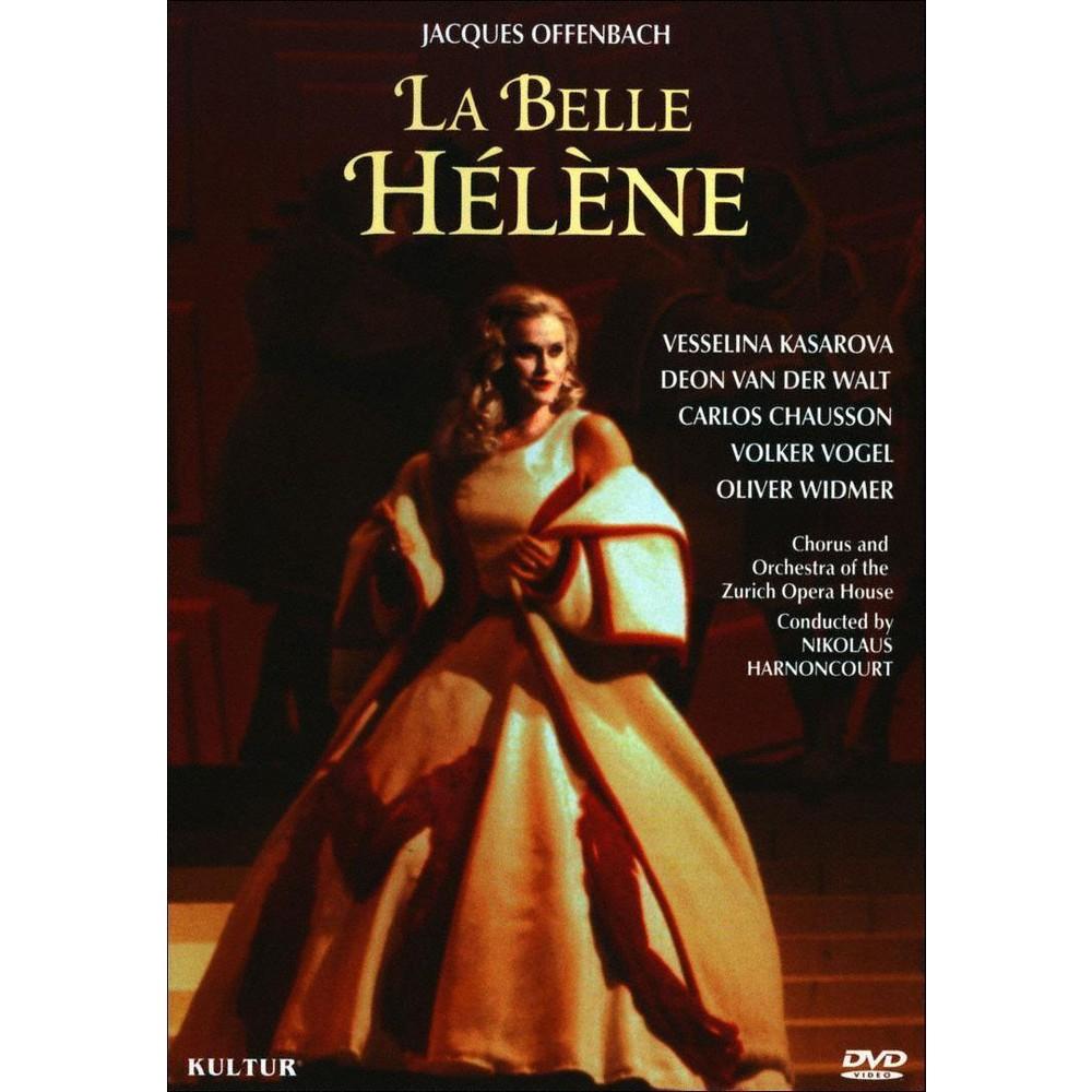 Offenbach:La Belle Helene (Dvd)