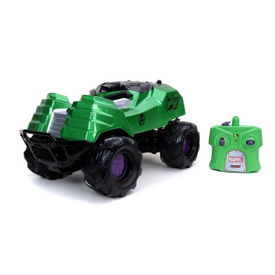 Marvel Hulk Smasher Radio Control Vehicle 1:14 Scale - Green
