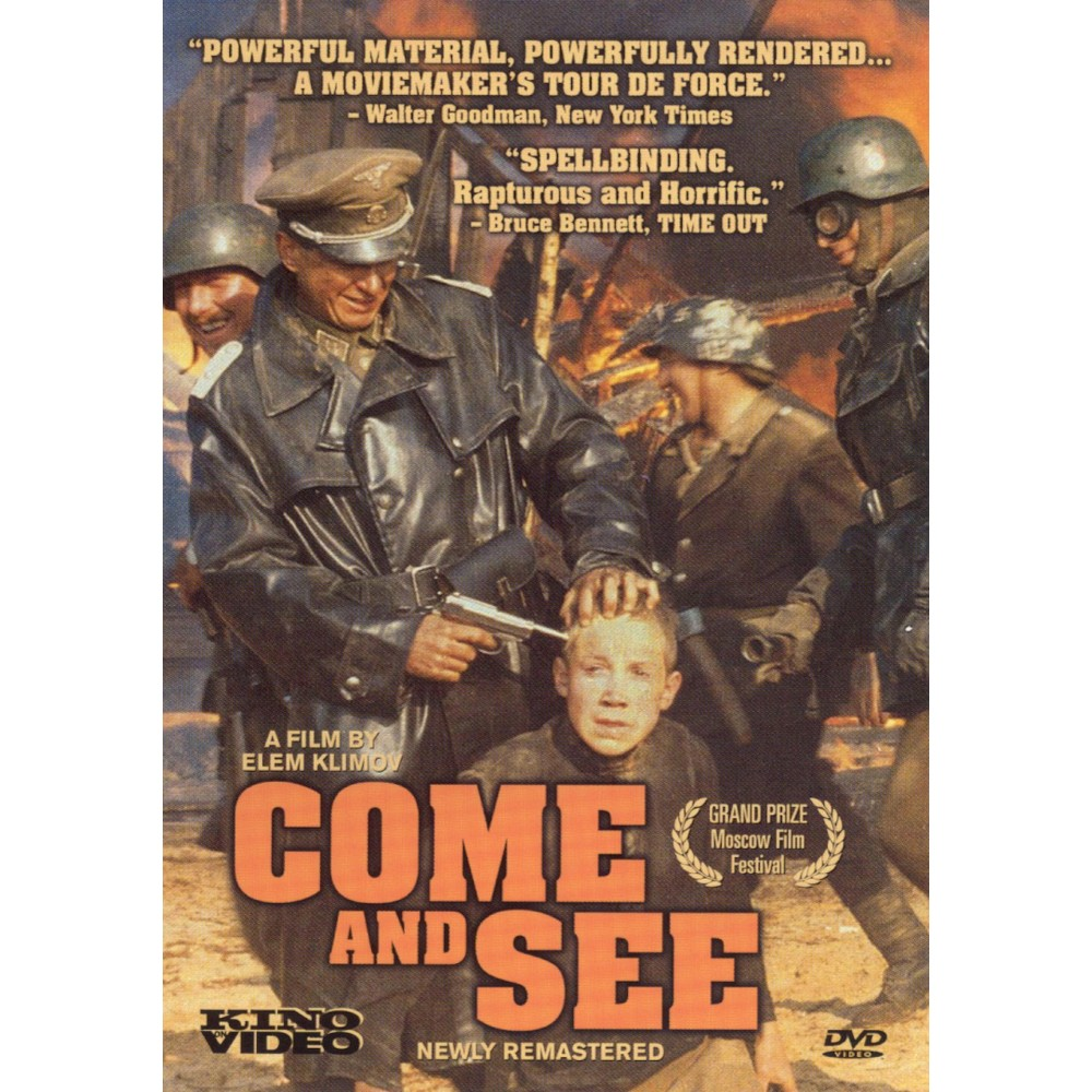 Come and see (Dvd), Movies