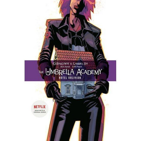 The Umbrella Academy Volume 3: Hotel Oblivion - By Gerard Way (Paperback) :  Target