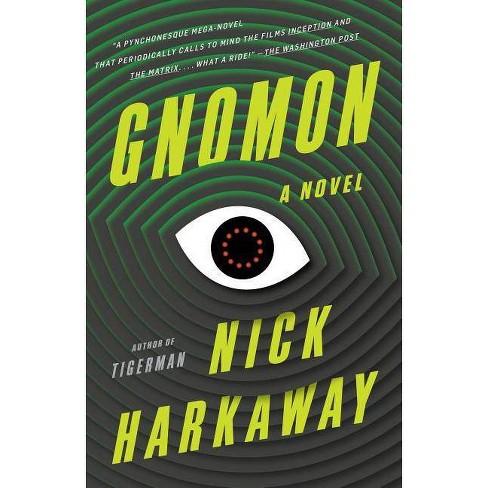 Gnomon - by  Nick Harkaway (Paperback) - image 1 of 1
