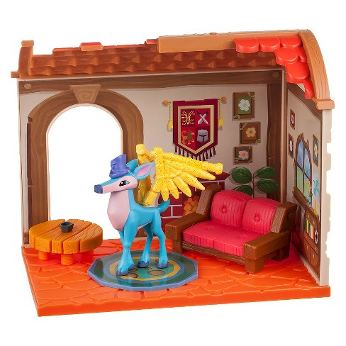 Animal Jam - Small House Den with Limited Edition Winged Deer - image 1 of 2