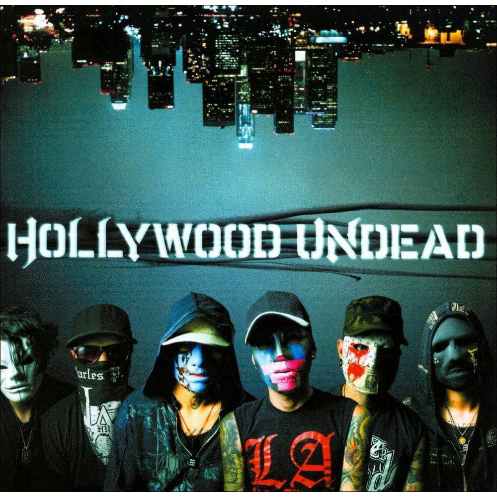 Hollywood Undead - Swan Songs (CD)