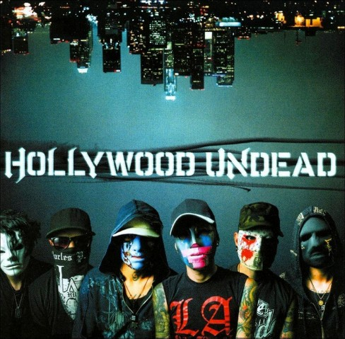 Hollywood undead - Swan songs (CD) - image 1 of 1