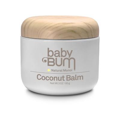 Baby Bum Monoi Coconut Balm - 3oz