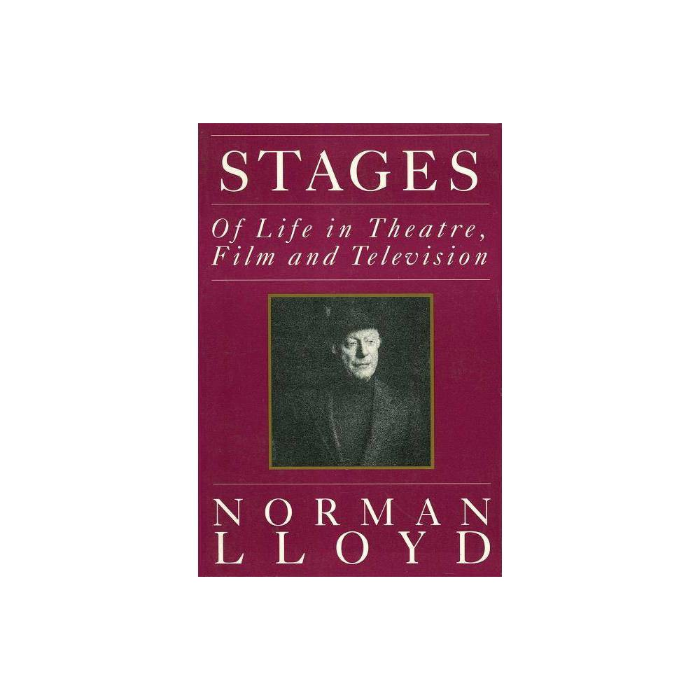Stages Limelight By Norman Lloyd Paperback
