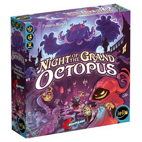 Night of the Grand Octopus Game - image 1 of 1