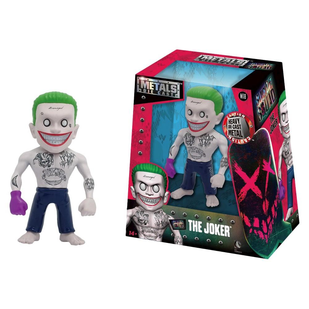 Metals - 4 figures - Suicide Squad - Joker - M18