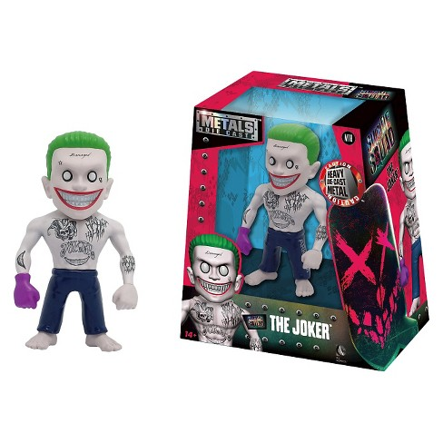 "Metals - 4"" figures - Suicide Squad - Joker - M18 - image 1 of 4"