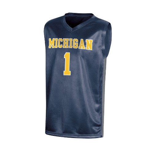 c6a023a078c NCAA Boy s Basketball Jerseys Michigan Wolverines - XL   Target