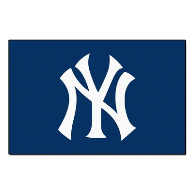 "1'6"" x 2'6"" New York Yankees Fanmat Accent Rug"