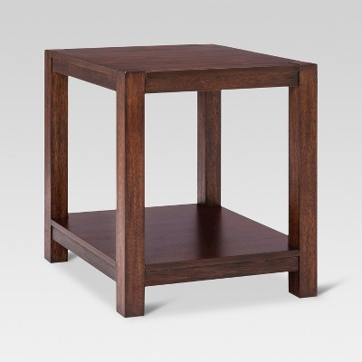 Parsons End Table with Shelf - Threshold™
