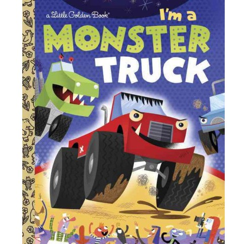 I'm a Monster Truck (Hardcover) (Dennis Shealy) - image 1 of 1
