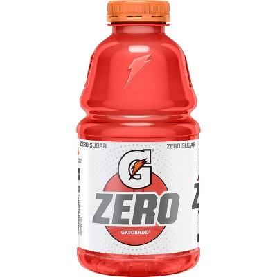 Gatorade G Zero Fruit Punch Sports Drink - 32 fl oz Bottle