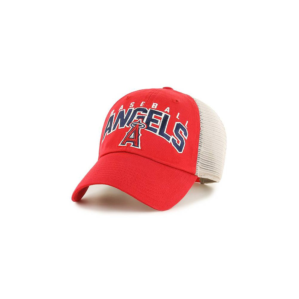 MLB Men's Los Angeles Angels Hunch Hat