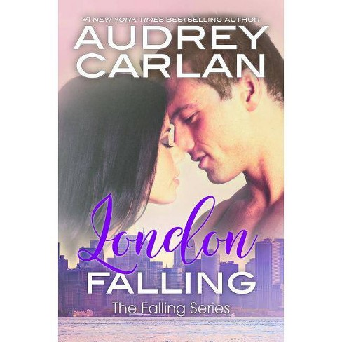 London Falling - by  Audrey Carlan (Paperback) - image 1 of 1