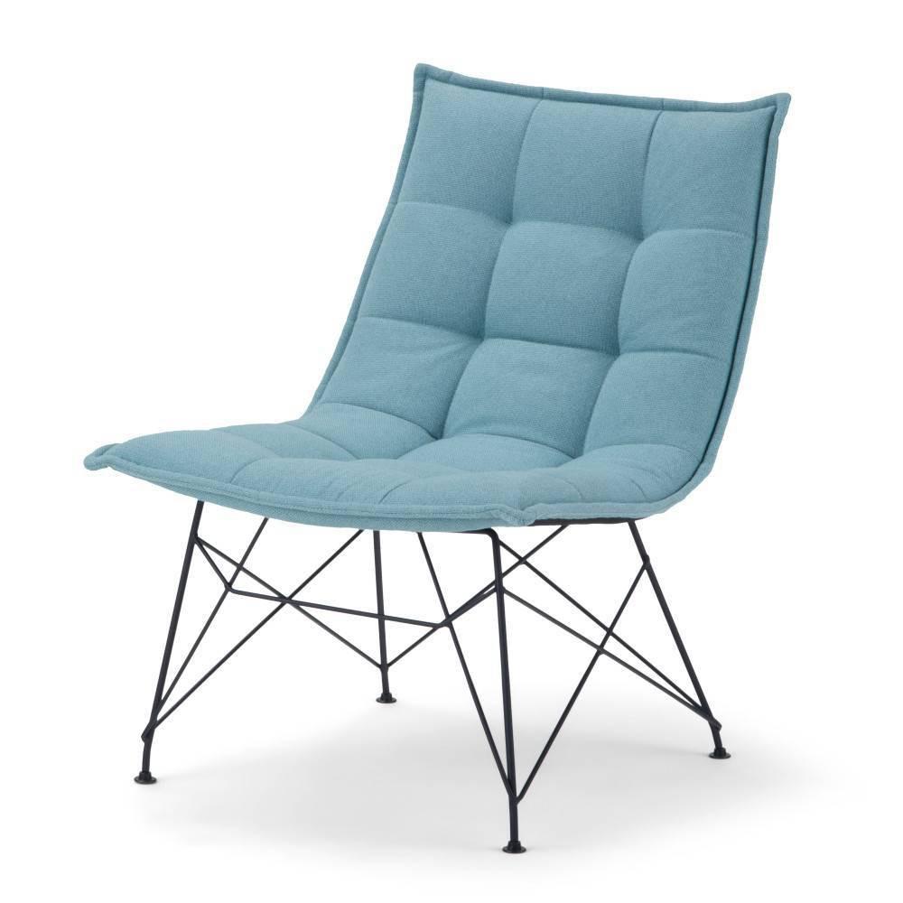 "Image of ""24"""" Kaison Accent Chair Aqua - Wyndenhall"""